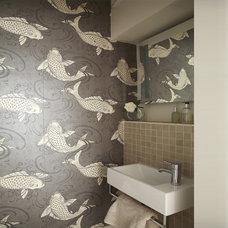 Modern Bathroom by Optimise Design