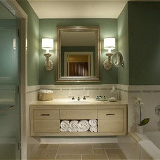 Contemporary Bathroom by Doug Burch