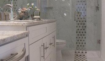 Gulf and Bay Club Master Bathroom