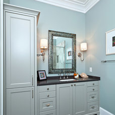 Traditional Bathroom by Russell Home Builders