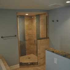 Modern Bathroom by Twin A General Contracting of SWFL., Inc.
