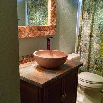 Guzman - Hall Bath