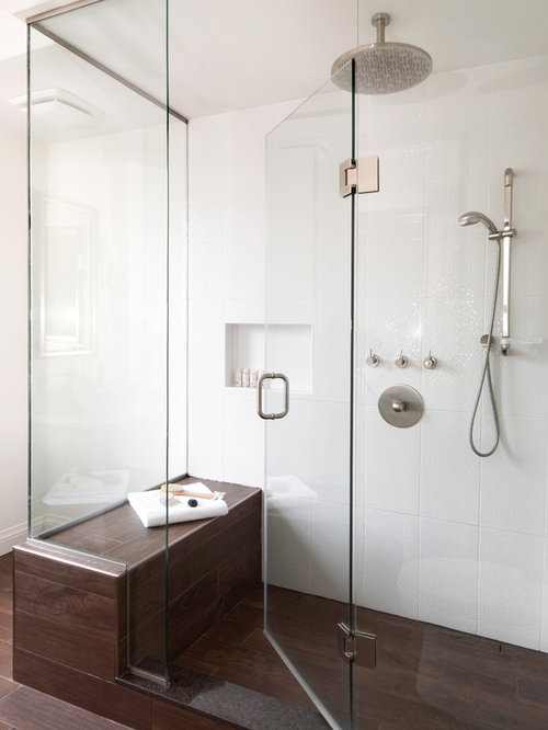 bathroom designs pictures with tiles wood tile shower houzz 22061