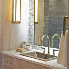Contemporary Bathroom by Penza Bailey Architects