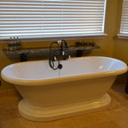 Very Small Master Bath Conversion From 1 2 Bath