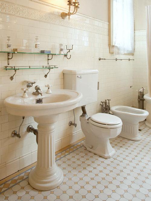 Pretty 12X12 Floor Tile Huge 12X12 Tiles For Kitchen Backsplash Regular 12X24 Ceramic Tile Patterns 1930S Floor Tiles Reproduction Old 200X200 Floor Tiles Blue3 X 6 Glass Subway Tile Octagon And Dot Floor | Houzz