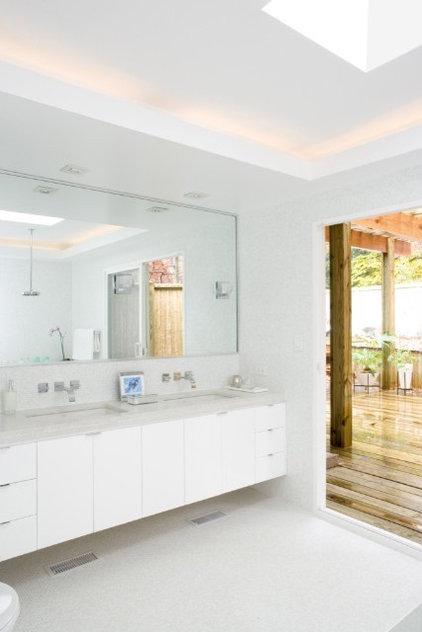 Bathroom by Habachy Designs