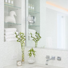 bathroom by Habachy Designs