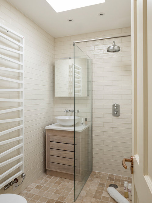 75 Traditional Shower Room Design Ideas - Stylish Traditional Shower ...