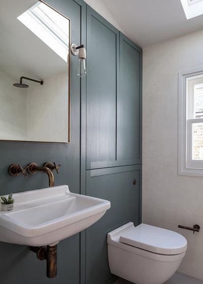 Contemporary Bathroom by Silu - Interior design and branding