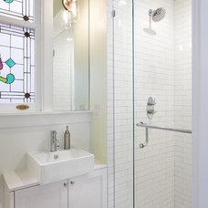 Contemporary Bathroom by Nerland Building & Restoration, Inc.