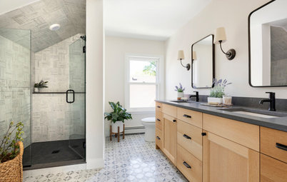 Bathroom of the Week: Attic Becomes a Master Suite