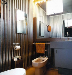 contemporary bathroom by Glenn Robert Lym Architect