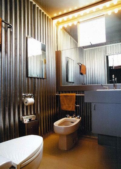 Лофт Ванная комната by Glenn Robert Lym Architect