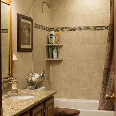 Traditional Bathroom by Scott Hall Remodeling
