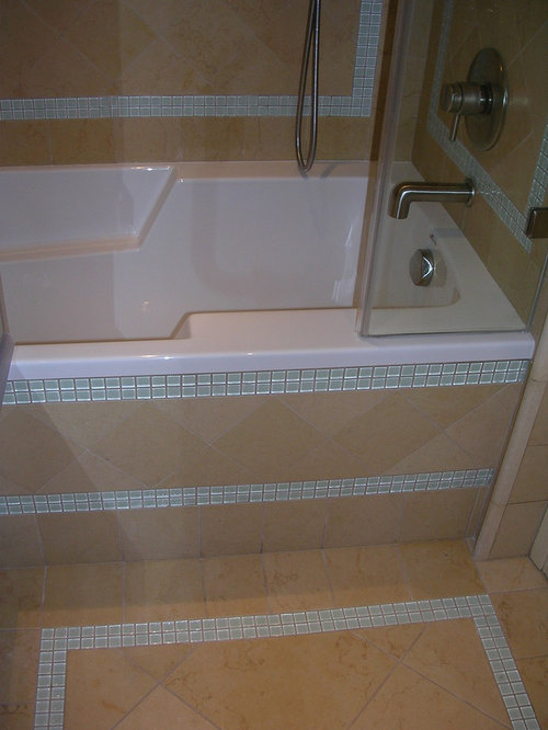 Whirlpool tub shower combination home design ideas for Whirlpool bathroom designs