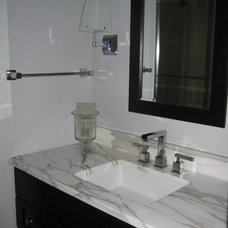 Modern Bathroom by Old Town Bath and Kitchen