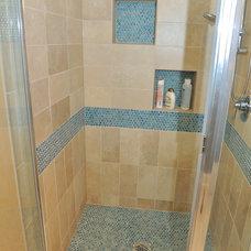 Contemporary Bathroom by Patrick A. Finn, Ltd