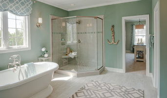 Hallsley Westchester Grand - Master Bathroom
