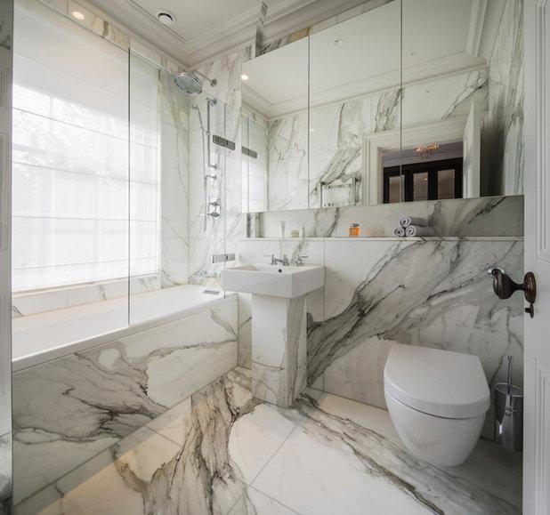 Contemporary Bathroom by Originate Architects