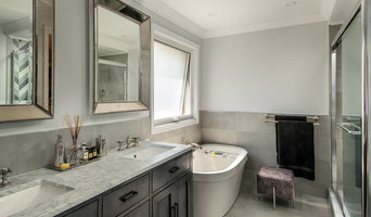 Hamilton Transitional Bathroom Remodel