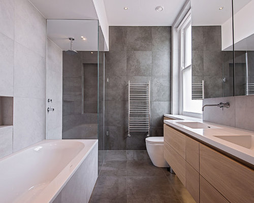 Sleek Bathroom Ideas Pictures Remodel And Decor