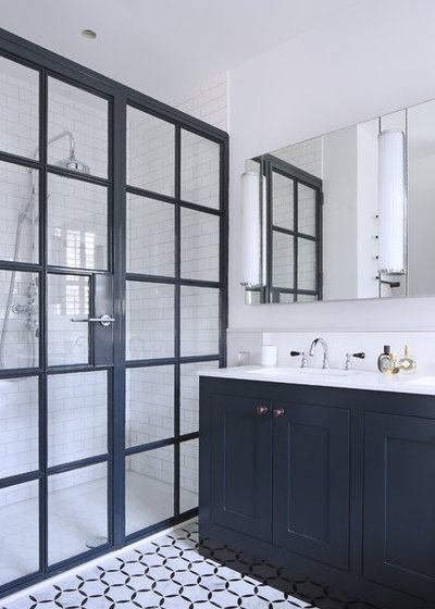 10 Reasons To Go For Black Framed Shower Doors