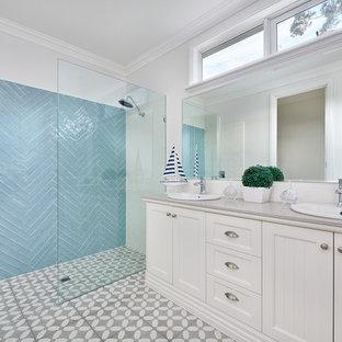 Salle de bain bord de mer Melbourne : Photos et idées déco de salles ...