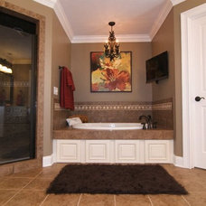 traditional bathtubs by Quality Stone Concepts