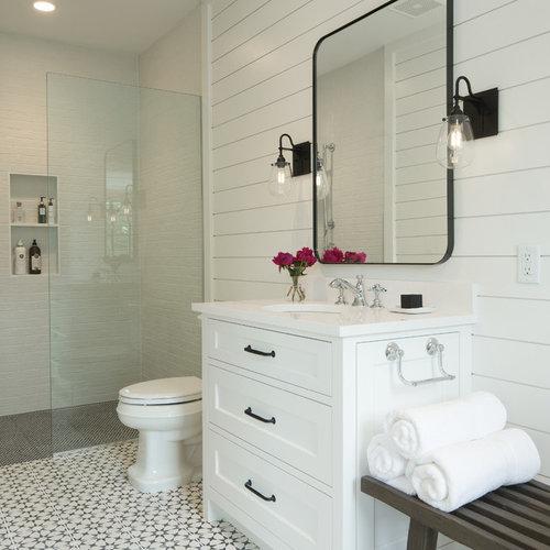Coastal Style Bathroom: 10 Best Beach Style Bathroom Ideas