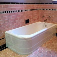 Traditional Bathroom by Carlson Construction Company