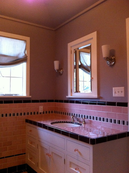 Traditional Bathroom by Carlson Construction Company
