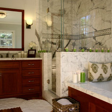 Traditional Bathroom by Shawn Peterson - Peterson Design Studio (PDS)