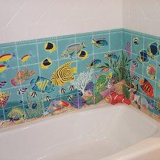 Bathroom by Howe Custom Home Builders