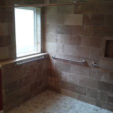 Bathroom by Ethics Construction Company, LLC