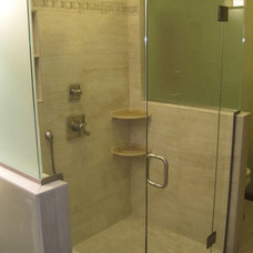 Traditional Bathroom by Wesson Builders