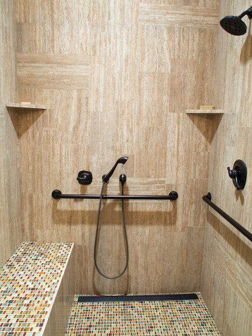 Handicapped Accessible Shower Home Design Ideas, Pictures ...