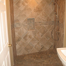Traditional Bathroom by O'Connor Construction