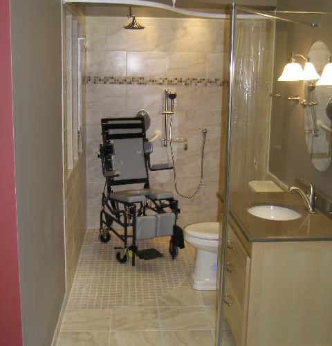 Handicap Bathroom Ideas Pictures Remodel And Decor