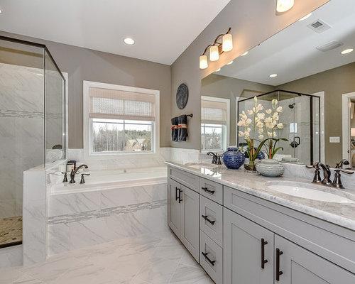 Charlotte bathroom design ideas remodels photos for Bath remodel wilson nc