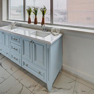 HanStone Bathroom Installations