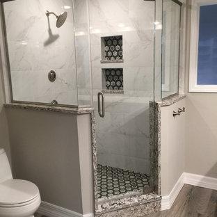 Inredning av ett badrum