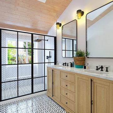 Harbor City CA - Bathroom