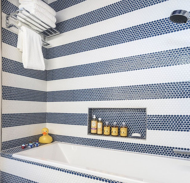 Room Of The Day See What Dazzles The Kids In This Bath