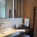 Master Bath And Garden Tropical Bathroom Hawaii By