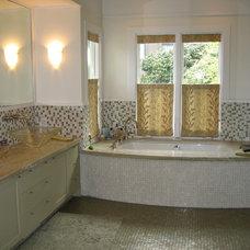 Bathroom by Kyle Hayes