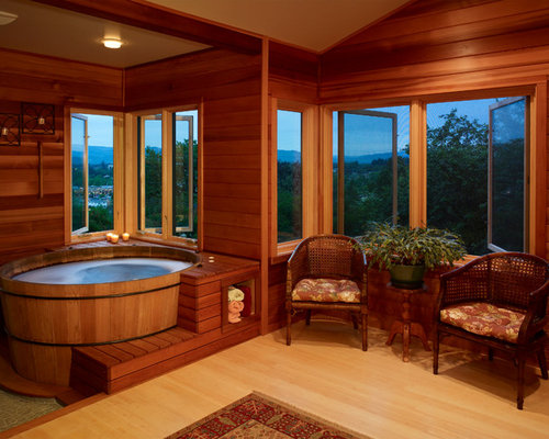 Indoor Hot Tub | Houzz