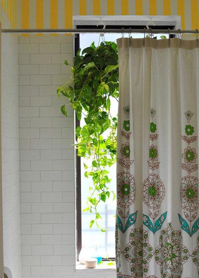 Фьюжн Ванная комната by Scheer & Co. Interior Design