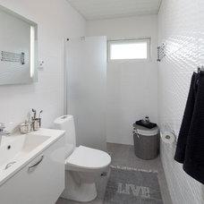 Contemporary Bathroom by Honka UK Ltd
