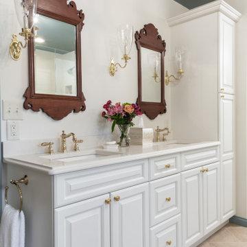 Harres Master Bath Renovation